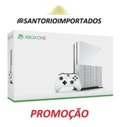 Xbox one s 1 tb parcele até 12 x No Cartão garantia e nota fiscal