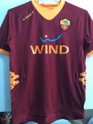 Camisa e Short do Roma Oficiais bom estado e2f0b4cbc1abc