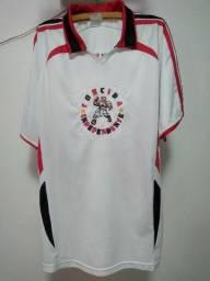 Camisa Torcida Independente Tradicional Estádio. Bordada Tamanho