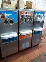 Máquina de sorvete Alphagel Carpigiani