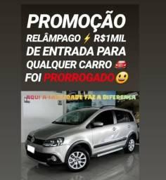 Muito FÁCIL! R$1MIL DE ENTRADA(SPACECROSS 1.6 2012) NA SHOWROOM AUTOMÓVEIS