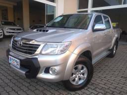 Toyota Hilux SRV 3.0 CD - 2012
