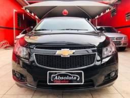 Gm - Chevrolet Cruze 2012 sedan lt automático completo , carro impecável !!! - 2012