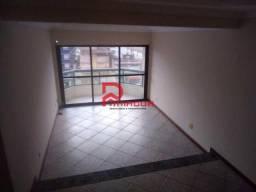 Apartamento para alugar com 3 dormitórios em Canto do forte, Praia grande cod:281