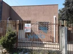 Casa à venda com 2 dormitórios em Cidade industrial, Curitiba cod:CA00653