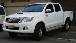 Hilux 3.0 Tdi 4x4 Cd Srv Diesel Automatica -Unico Dono- 84000km Top de linha - 2014