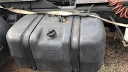 Tanque combustível Diesel 275 litros Original Ford com Abracadeiras