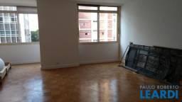 Apartamento à venda com 3 dormitórios em Higienópolis, São paulo cod:517588