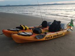 Caiaque de Pesca Barracuda Pro Fisher