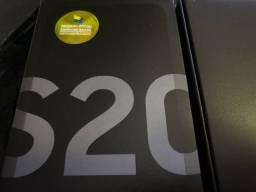 Samsung Galaxy S20 128gb, Garantia 1 ano, NF, Lacrado, Anatel, 8gb RAM, Cam Tripla
