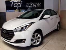 Hyundai- HB20S 1.6 * Premium Automatico * Unica Dona Muito Novo Versao Top De Linha 2016 - 2016