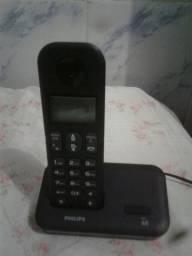 Telefone sem fio philips