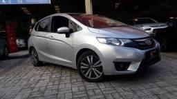 ;) Honda Fit 1.5 EXL 2015 - Automatico - Perfeito estado - Baixo km