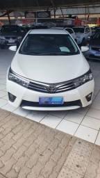 Corolla XEI 2016 Branco Pérola
