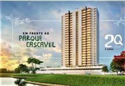 Apartamento 2 Quartos com 2 Suítes 72 m² - Varandas do Parque - Jardim Atlântico