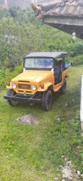 Jeep toyota bandeirantes 4x4 diesel