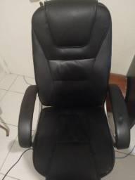 Cadeira massageadora de escritório com aquecimento