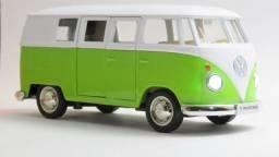Kombi T1 Transporter Carrinhos Miniatura Coleção escala 1/32 Hot Wheels