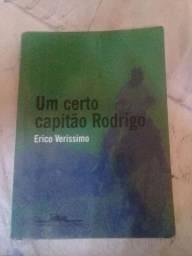 Livro Um Certo Capitão Rodrigo de Érico Verissimo