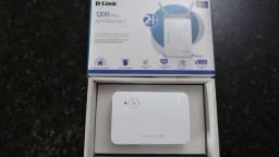 Repetidor Wifi D-Link dap-1620 novo