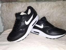 Tênis Nike Air Max preto * 9 8 6 0 0 - 1 0 2 1