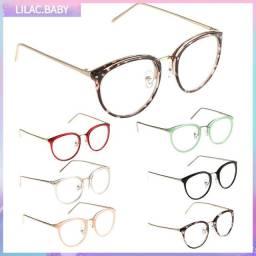 Óculos feminino olho de gatinho