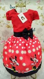 Vestido temático minie