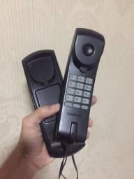 Telefone com Fio!