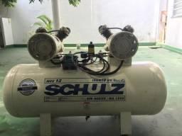 Compressor odontologico isento de óleo