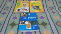 Livros Diversos Escolares Didáticos Lotes 3 Unidades