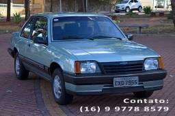 Monza SL/E 1.8 Álcool - 1989