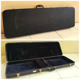 Case Luxo para Contrabaixo (Jazz Bass, Music Man, LakLand etc.)