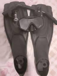 Vendo kit mergulho novo
