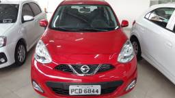 Nissan March SV 1.0 MT 2017