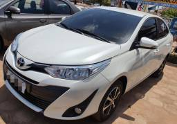 Toyota Yaris Sd XS 1.5 AT 2019/2019 Extra!