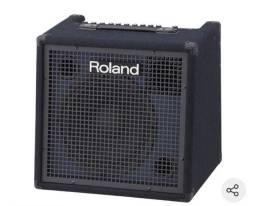 Cubo para teclado Roland KC 400 acompanha estante e case