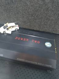 Modulo power two 4800 watts e 1200 rms