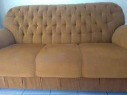 Jogo de sofá 5 lugares