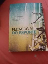 Livro pedagogia do esporte