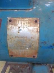 Motor para bomba de água e outros.