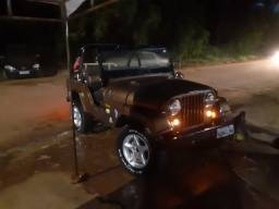 Vendo Jeep Willys 73