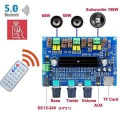 Placa amplificadora 220W RMS