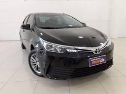 Corolla GLi Upper 1.8 Flex 16V Aut 2019 - Vale à Pena Conferir