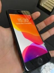 Iphone 7, 32GB preto, usado