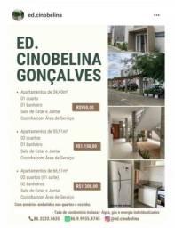 Apartamentos novos e bem localizados na Morada do Sol!!