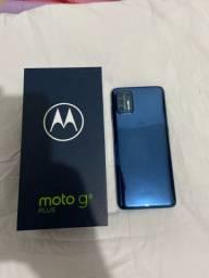 Moto g9 Plus 1 meses de uso sem detalhes com nota fiscal e Garantia