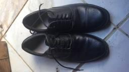 Sapato Social colégio militar