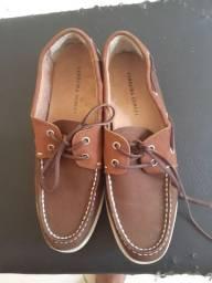 Sapato mocassim número 40