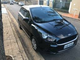 New Ford Ka, Preto, conservado.