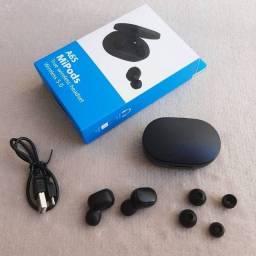 Oferta Fone De Ouvido Sem Fio Bluetooth 5.0 Preto